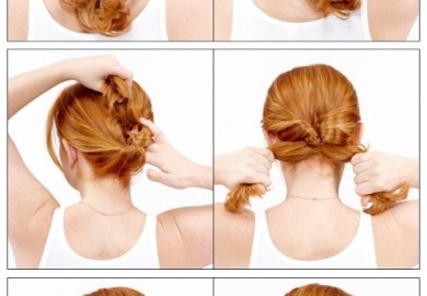 Cute Updos Beautiful Diy Hairstyles