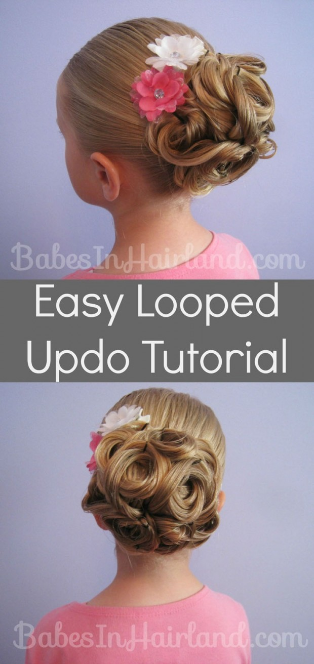 25 creative hairstyle ideas for little girls - style motivation
