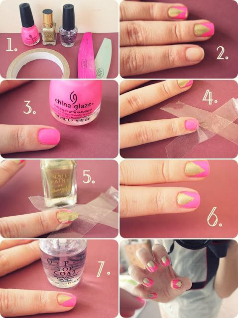 Easy Nail Polish Designs To Do At Home How You Can It