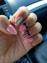amazing pointed nail art ideas