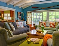 26 Amazing Ideas for Colorful Living Room - Style Motivation