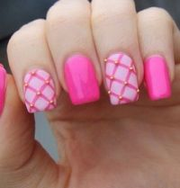 40 Stylish Pink Nail Art Ideas - Style Motivation