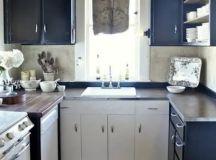 27 Brilliant Small Kitchen Design Ideas - Style Motivation