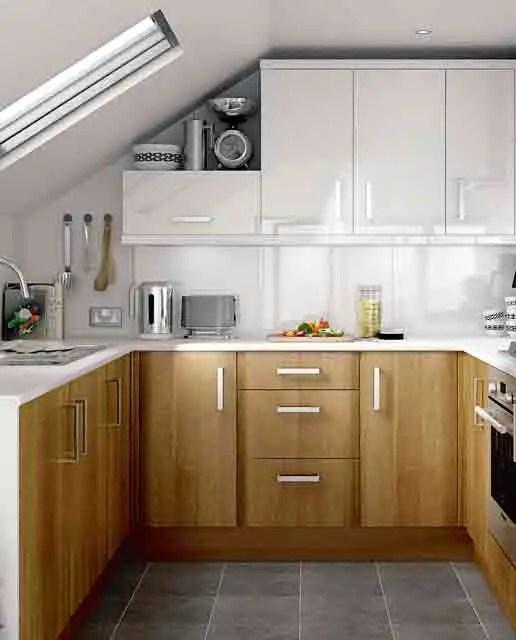 27 Brilliant Small Kitchen Design Ideas  Style Motivation