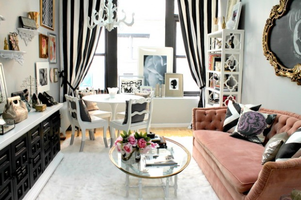 apartment living room design pics of curtains for 18 urban small studio ideas style motivation
