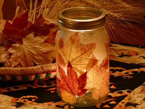 20 Great DIY Fall Home Decor Projects That You Must Try This