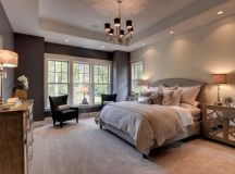 20 Master Bedroom Design Ideas in Romantic Style - Style ...