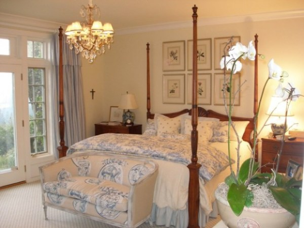 french master bedroom interior design 20 Master Bedroom Design Ideas in Romantic Style - Style Motivation