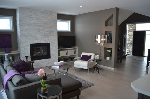 amazing living rooms design room color schemes brown sofa 20 ideas in modern style motivation