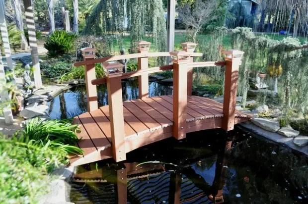 25 Amazing Garden Bridge Design Ideas that Will Make Your Garden Beautiful  Style Motivation