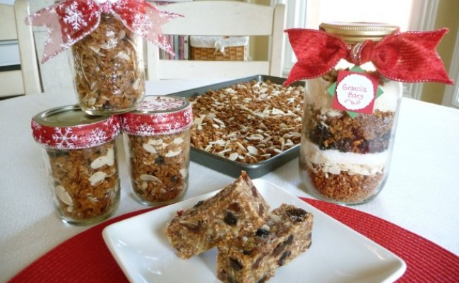 20 Amazing Diy Food Gift Ideas