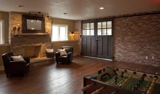 20 Amazing Interior Design Ideas with Brick Walls  Style