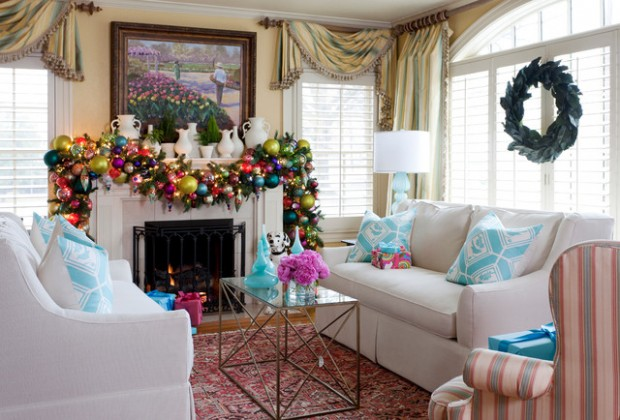 brilliant ideas for decorating your living room small interior design photos 16 how to decorate christmas