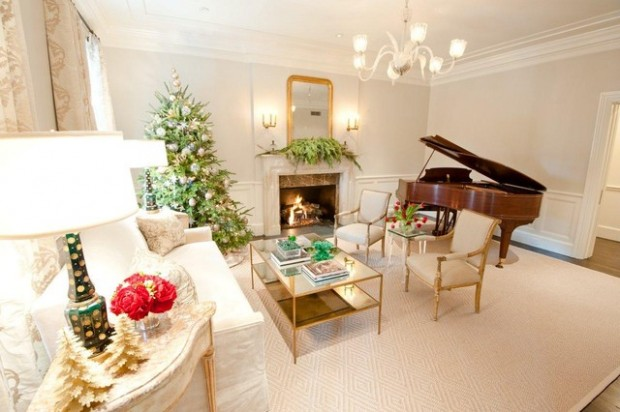 ideas for decorating your living room christmas modern accessories 16 brilliant how to decorate