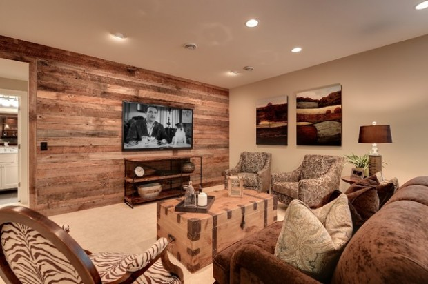 wood wall living room modern chairs 22 wonderful interior design ideas with wooden walls style motivation