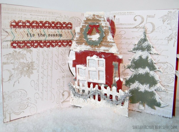 24 Creative And Unique DIY Christmas Cards Style Motivation