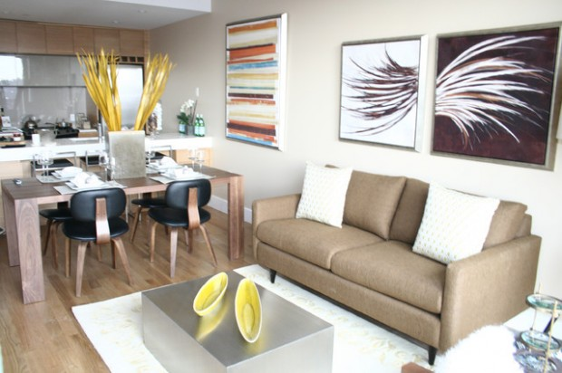 living room design ideas for condos wall with mirrors 20 modern condo style motivation