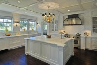 18 Elegant White Kitchen Design Ideas - Style Motivation