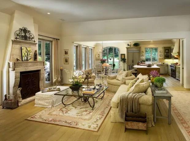 16 Gorgeous Living Room Design Ideas In Mediterranean Style