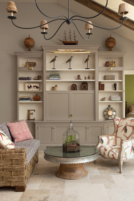 16 Gorgeous Living Room Design Ideas in Mediterranean