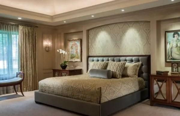 elegant master bedroom 19 Elegant and Modern Master Bedroom Design Ideas - Style Motivation