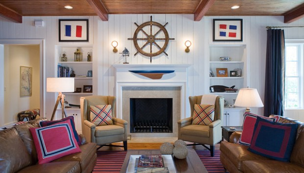 19 Fantastic Nautical Interior Design Ideas for Your Home  Style Motivation