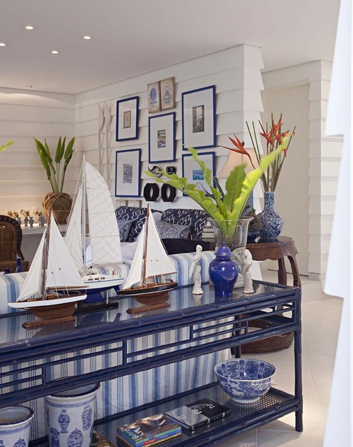 living rooms decorated in navy blue white sofa room decorating ideas 19 fantastic nautical interior design for your home ...