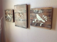 20 Creative Handmade Wall Art Pieces - Style Motivation