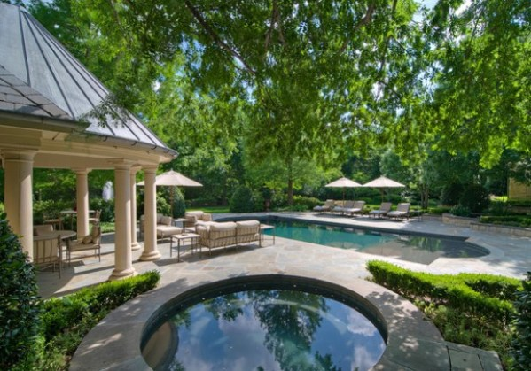luxury patio design ideas