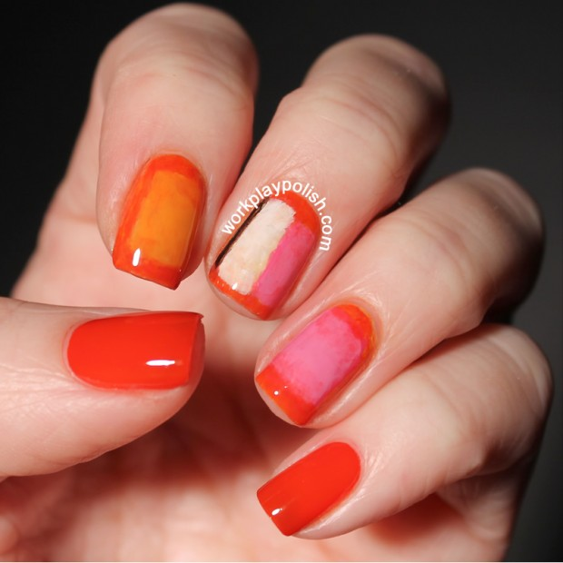 24 Amazing Colorful Nail Art Ideas Style Motivation