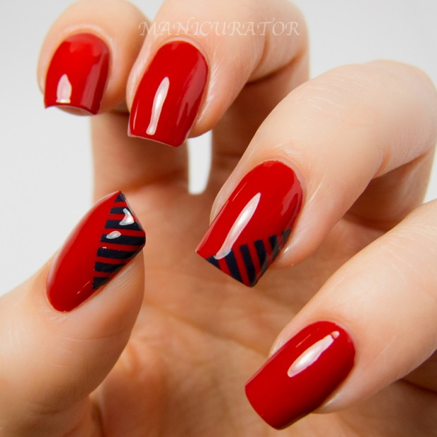 25 Lovely Valentine S Day Inspired Nail Art Ideas