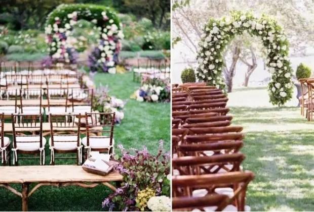 25 Beautiful And Romantic Garden Wedding Ideas Style Motivation