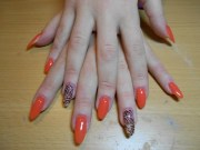 simple and elegant nail design