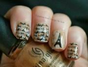 gorgeous vintage inspired nail
