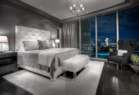 20 Beautiful Gray Master Bedroom Design Ideas - Style ...