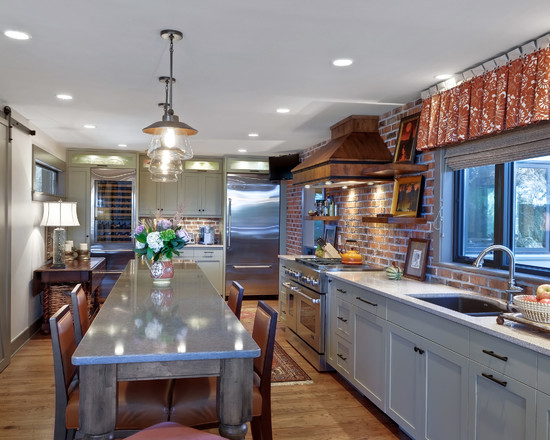 Rustic Kitchen Renovation Ideas