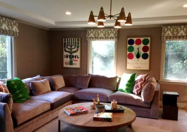 grey sectional sofa ideas armless sofas design 18 stylish boho chic living room - style ...
