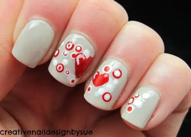 22 Cute Love Inspired Nail Art Ideas  Style Motivation