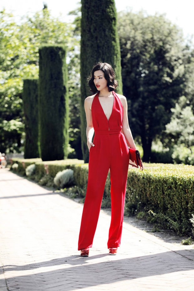 How to Wear A Jumpsuit 17 Stylish Outfit Ideas  Style