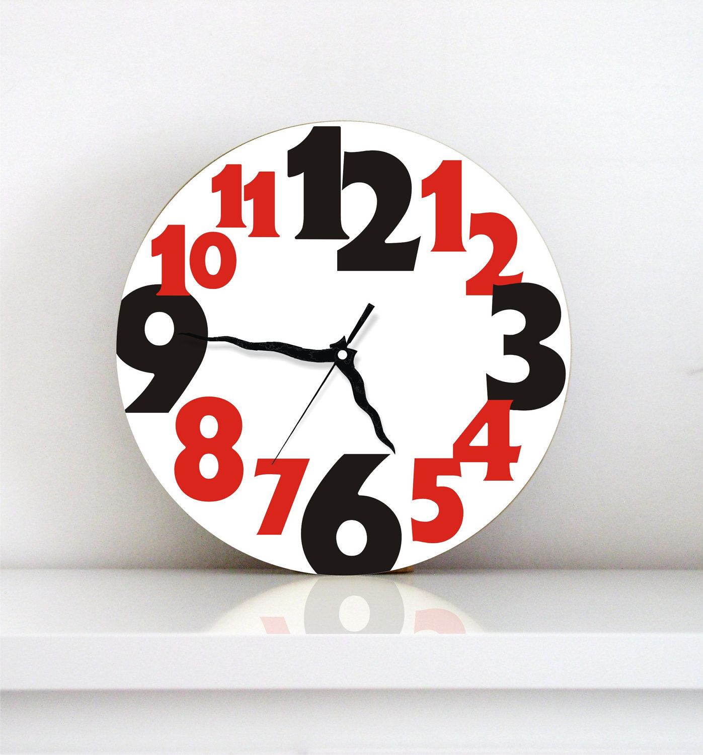 southwest kitchen apartment size appliances 18 creative and handmade wall clock designs - style motivation