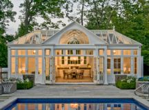 22 Fantastic Pool House Design Ideas - Style Motivation