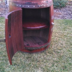 Diy Adirondack Chair Kit Mickey Mouse Recliner 15 Cool Projects From Recycled Wine Barrel Wood - Style Motivation