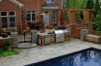 18 Amazing Patio Design Ideas with Outdoor Barbecue ...