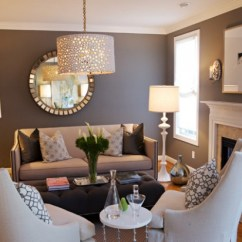 Mirror For Living Room Wall Paint Color Schemes 17 Beautiful Decorating Ideas With Mirrors Style