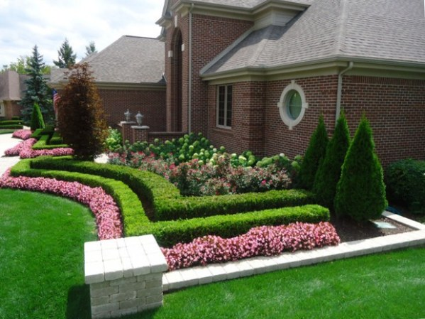 amazing small front yard landscaping