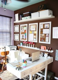 Pretty and Girly Home Offices - 20 Functional Design Ideas ...