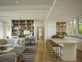 17 Open Concept Kitchen Living Room Design Ideas   Style ...