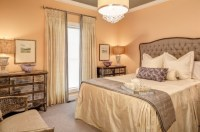 Soft Peach Color Walls for Sophisticated Interior Look ...