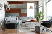 19 Urban Living Room Design Ideas in Industrial Style ...