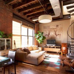 Sectional Sofas Boston Sleeper Chair Sofa 19 Urban Living Room Design Ideas In Industrial Style ...